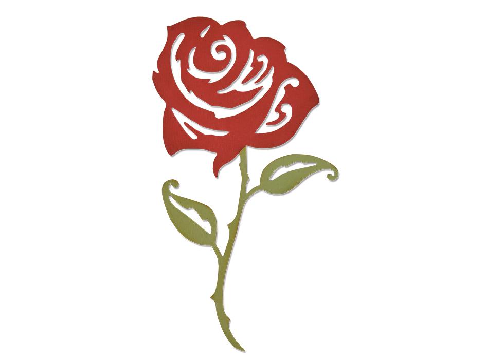 rose tegnet