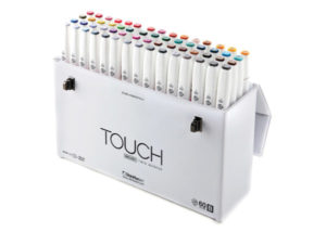 Touch Brush Marker sett
