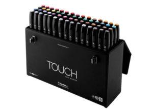 Touch Twin Marker sett