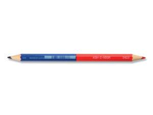 Rød/blå blyant