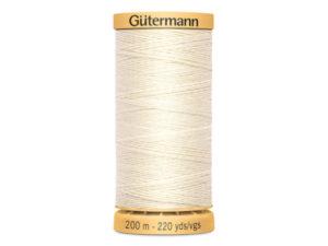 3: Gütermann Sytråd og sytilbehør