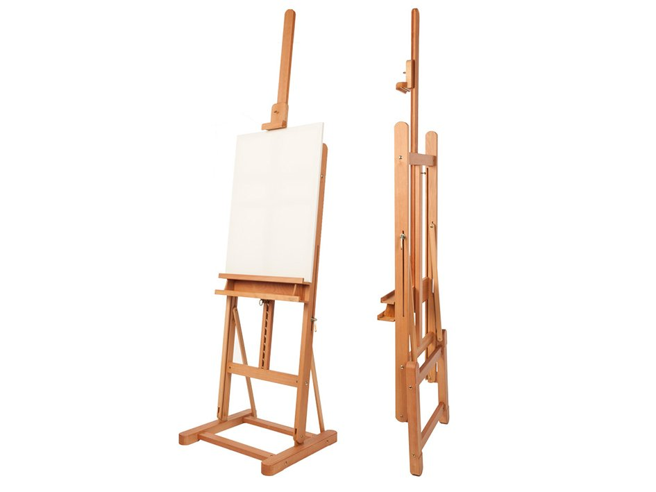 Mabef Atelierstaffeli M/11 - Inclinable lyre easel