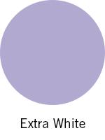 Lilla = Extra White