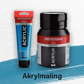 Akrylmaling